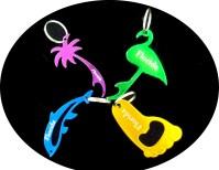 Souvenir Florida Keychain Bottle Opener