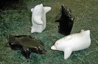 Salt & Pepper Dolphins