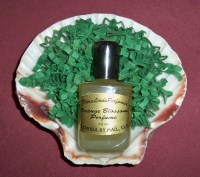 FloraLinda Orange Blossom Perfume Shell-orange blossom perfume shell