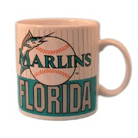 Florida Marlins Mug-Florida Marlins Mug Team Coffee
