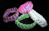 Surfer or Sailor Knot Bracelet