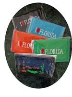 Triple Fold Souvenir Wallet