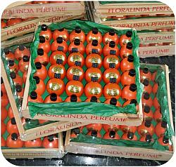 FloraLinda Orange Blossom Souvenir Perfume - Crate of 36