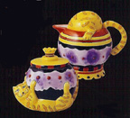Frisky Cats Sugar & Creamer Set